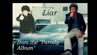 liar from The Parody Album by Chris Moyles
