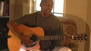 Anthony Hamilton's Pass Me Over-DT's Cover