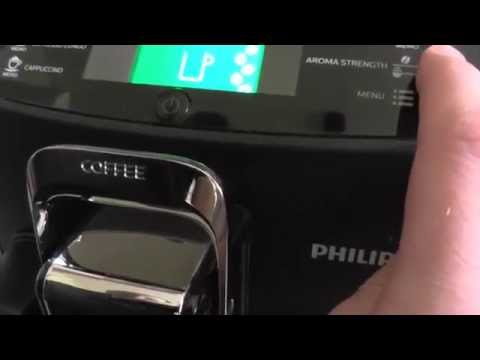 Test: Vollautomat Philips HD8847/01 mit CoffeeSwitch