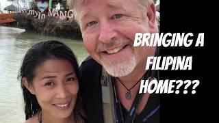 035: Should I bring my Filipina to America?