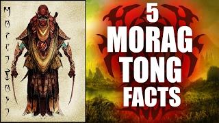 Gambar cover Skyrim - 5 Morag Tong Facts - Elder Scrolls Lore