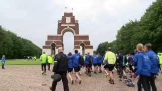 Help For Heroes Big Battlefield Bike Ride: Day 3