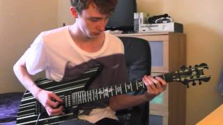 "Avenged Sevenfold - ""Planets"" Guitar Cover"