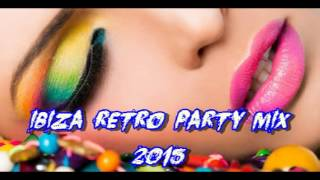 80's-90's IBIZA DISCO RETRO MIX 2015