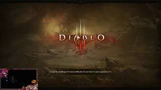 Diablo 3 W/ Dubsack 24 hour stream going strong.