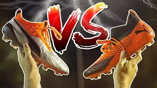 PUMA ONE vs. PUMA FUTURE: Fußball Challenge