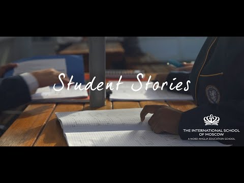 At The International School of Moscow (ISM) no two students are the same and each of their journeys are unique. In a series of videos, we followed four students; Aleena, Artem, Joseph and Marina, to give you a glimpse of life at ISM through their eyes. We hope you enjoy this sneak preview.