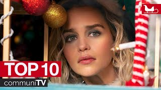 Top 10 Modern Christmas Movies  IMAGES, GIF, ANIMATED GIF, WALLPAPER, STICKER FOR WHATSAPP & FACEBOOK