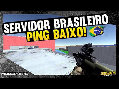 AU MODERN FPS | Como se conectar no servidor Brasileiro
