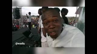 KINNAH  LIVE PERFORMANCE @ HOPELY ZIMDANCALL  2017 @wadis