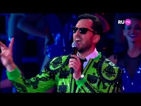 """Артур Пирожков """"Чика"""" 8 Русская Музыкальная Премия телеканала RU.TV"""