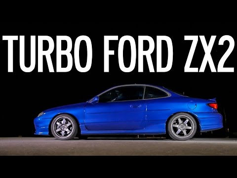 Turbo 1998 Ford Escort ZX2