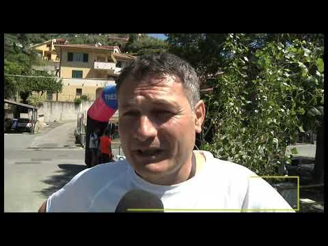 SUCCESSO PER LA CORSA E LA CAMMINATA DELL'ORCO DA ANDORA A STELLANELLO