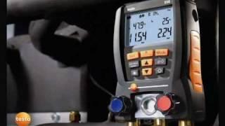 Manifold Electrónico Testo 550