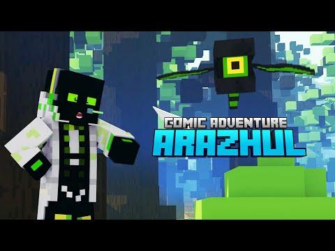 Arazhul Comic Adventure - Minecraft Animation #ACA