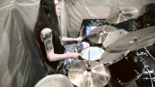 Dark Funeral - Heart Of Ice ( Drum Cover by Nertaf)