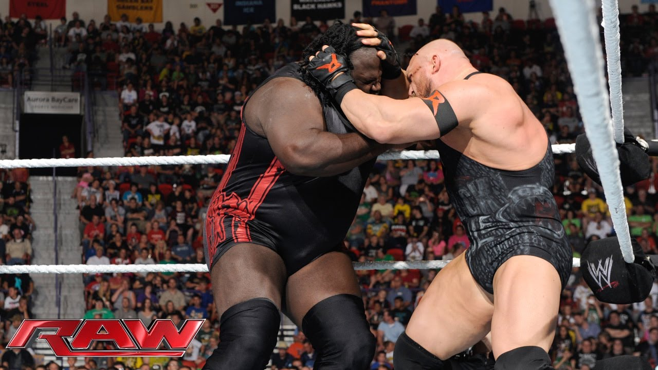 Ryback To Consult Attorney Over Mark Henry War Of Words