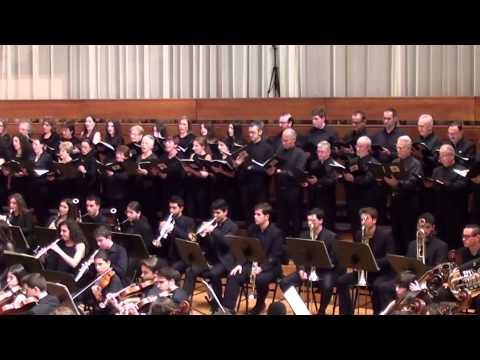 """Pasacalle de los nardos """"Las Leandras"""" - F.Alonso - Joven Orquesta Sinfónica de Granada"""