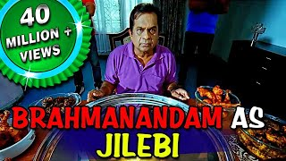 Tollywood comedian Brahmanandam comedy scenes in hindi
