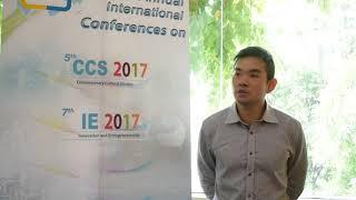 Gabriel Chu  GSTF - Singapore