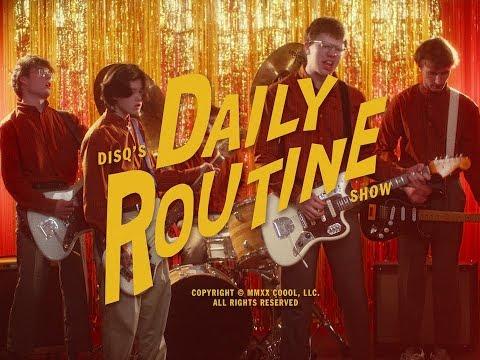 """Disq - """"Daily Routine"""""""