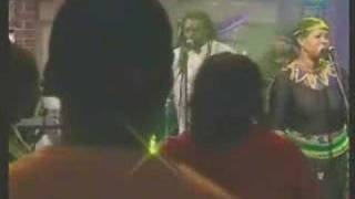 Lucky Dube Live on Afrocafe