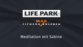 Meditation mit Sabine (Live-Mitschnitt vom 05.04.2020)