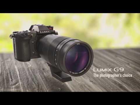 Panasonic Lumix DC-G9 Leica Kit (12-60mm, 20Mpx, Micro Four Thirds)
