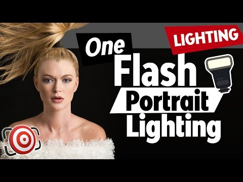 How To Shoot Great Portraits And Headshots With Just One Light