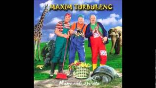 Maxim turbulenc - Varila myšička kašičku + text