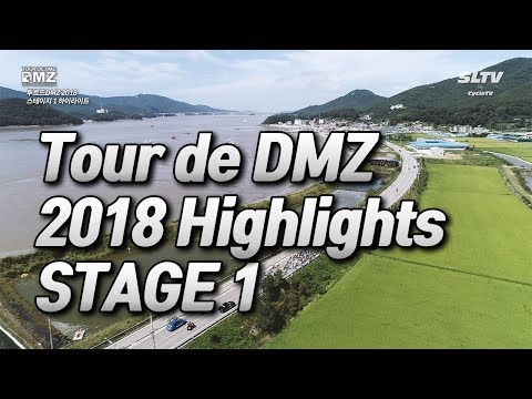 Wielrenner Jord Baak uit Dronten vijfde bij eerste etappe van Tour de DMZ in Zuid-Korea