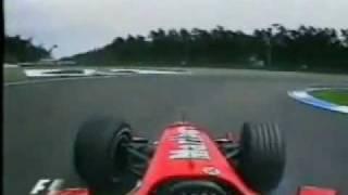 "Michael Schumacher at his best -""That was a stunner""!"