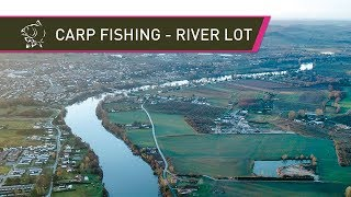 Carp Fishing In Paradise   The River Lot