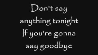 skillet say goodbye