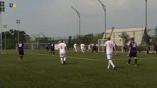 В Украине стартовал Чемпионат мира по футболу среди команд украинской диаспоры