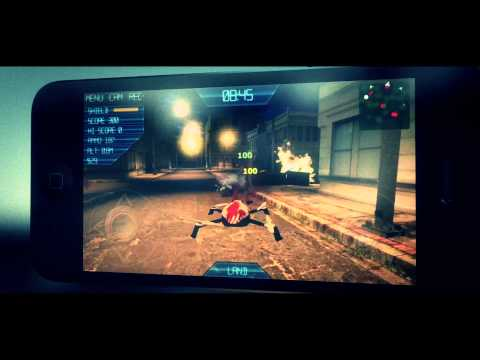 Video of ARDrone Sim: Zombies