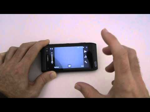 Nokia N8 Mobile Phone Product Tour & Review