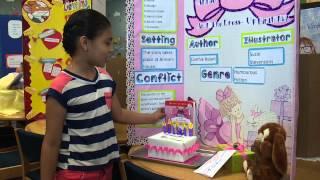 Weslaco ISD: Gonzalez Elementary Reading Fair
