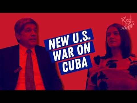 Top Cuban diplomat responds to renewed US assault