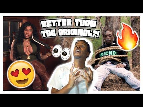 Lil Uzi Vert - The Way Life Goes Remix (Feat. Nicki Minaj) [Official Music Video] REACTION!