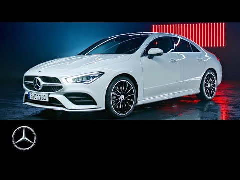 Mercedes-Benz CLA Coupé (2019): The Design