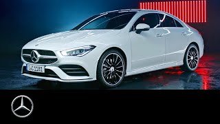 YouTube Video _Y2uLzefQpM for Product Mercedes-Benz CLA-Class Sedan & Shooting Brake (C118) by Company Mercedes-Benz in Industry Cars