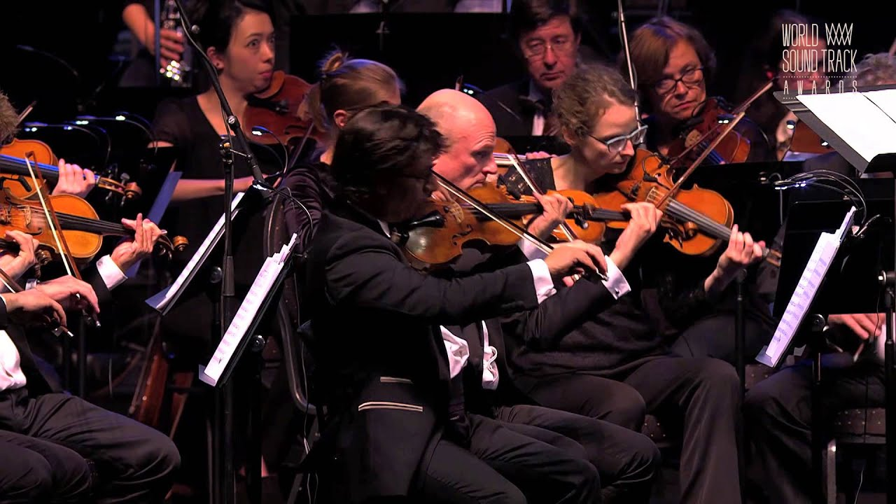 Watch the 15th World Soundtrack Awards on Proximus TV