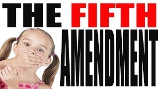 The Fifth Amendment Explained: The Constitution for Dummies Series