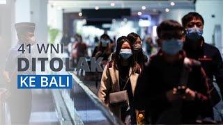 41 WNA Ditolak Masuk Bali, 22 Warga Negara China Perpanjang Visa Terpaksa