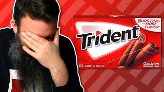 Irish People Try American Chewing Gum