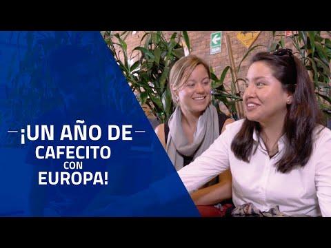 ¡#CafecitoConEuropa cumple un año!