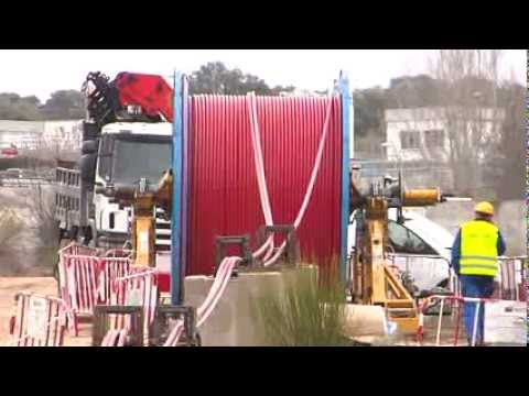 Iberdrola, pionera en el tendido de un cable de más de 3 km de longitud