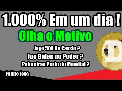 Doge 1.000% Em 1 Dia - Olha o Motivo, Sacanagem.