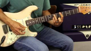 How To Play - Jimi Hendrix - Angel - Guitar Lesson - Tutorial